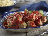 Moroccan Ground Turkey Meatballs Recipe