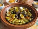 Moroccan Meat and Potato Tagine Recipe