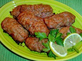 Persian Ground Lamb Kebabs Recipe