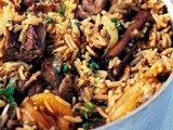 Spicy Moroccan rice recipe