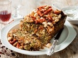 Spicy tomato, cashew and quinoa loaf recipe