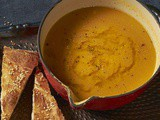 Turkish red lentil soup recipe