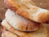 White Pita Bread