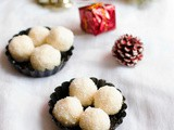 White chocolate truffles - easy truffles recipe