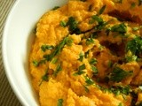 Sweet Potato & Carrot Hummus