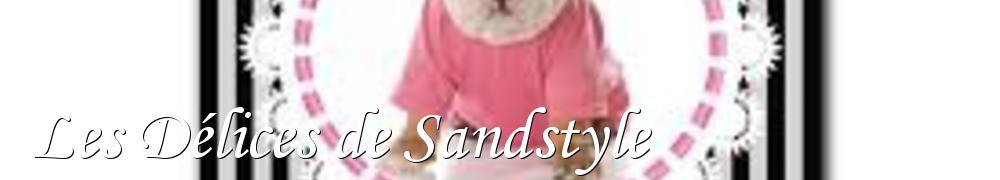 Very Good Recipes - Les Délices de Sandstyle