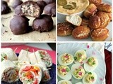 100+ Vegetarian Appetizers and Snacks