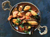 Easy prawn and mussel #curry