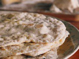 5 Ingredient Flatbreads (no yeast)