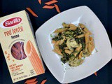 Easy Weeknight Lemon Garlic Pasta with Spinach