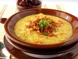 Chicken & Wheat Conjee/Porridge