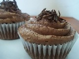 Mocha Cupcake-For the lovers of Chocolate and Coffee