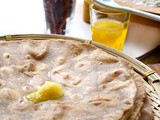 The soft and delicious Ghee Rotis
