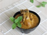 Andhra Chicken Curry ~ My Guest #8...Swasthi, Indian Healthy Recipes