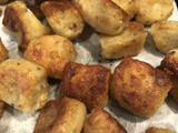 Roasted Parsnip and Garlic Gnocchi