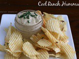 Cool Ranch Hummus