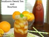 Southern Sweet Tea and Bourbon Cocktails