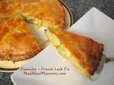 Flamiche Recipe – French Leek Pie