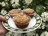 Healthy Banana Oat Muffins (no added sugar)