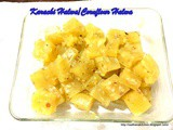 Karachi Halwa/ Corn flour Halwa/Corn four Pudding