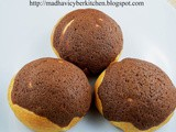 Mexican coffee buns / Papparoti