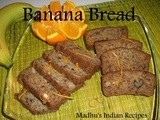 Banana bread | Baking recipes