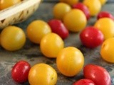 Food Photography & Nutrition: Cherry Tomato