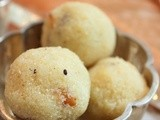 Rava Laddu | Rava Ladoo | Indian festival recipes| Vinayaka Chavithi Recipes
