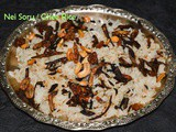 Nei Soru Recipe / How to make kerala style Nei Choru / Ghee Rice