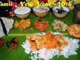 Tamil New Year – 2016