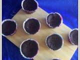 Black Magic Cupcakes | Coffee flavored Chocolate Cupcakes | Chocolate Coffee Cupcakes | Kids Favorite Cupcakes Recipes