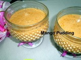 Easy mango coconut dessert/eggl ess mango desserts/simple no cooking mango sweets in 10 minutes/mid night cravings