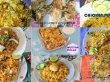 Top 10 Indian popular chicken biryani and pulav recipes with step by step pictures/best and easy rice biryani& pulav recipes