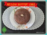 Yellow butter cake (but no butter in cake) with pure chocolate frosting (butter free cake and frosting)easy party cakes/olive oil using cakes