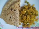 Cabbage Green Peas Curry | Cabbage Peas Masala Stir fry | Punjabi Cabbage Sabzi