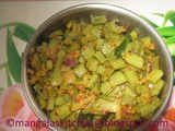 Cluster Beans Stir Fry with Peanuts and garlic | Kothavarangai Poriyal with Peanut galic Masala | Diabetic Recipe
