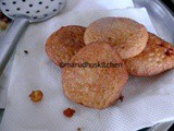 Chettinad kandarappam /sweet appam recipe