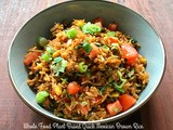 Oil-Free Vegan Mexican Brown Rice