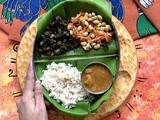 4K Healthy Thali | Indian Thali Ideas By Masterchefmom #003| Gluten Free and Vegan Meal