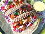 Achaari Aloo Tacos |Whole Wheat Tacos with Pickled Potatoes | How to make Achaari Aloo at home | Stepwise pictures | Quick and Easy Recipe