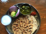 Khooba Roti | Pinched Flatbread from Rajasthan | Breads of India by Masterchefmom