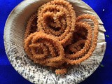 Pepper Murukku | South Indian Style Chakli | How to make Chakli | Chakli Recipe | Diwali Special Recipes | Gluten Free Recipe