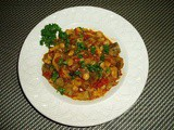 Tuesday Toast with Meatless Mediterranean: Eggplant, Tomato & Chickpea Stew