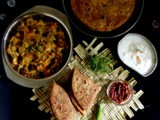 Drumstick Paratha - a great way to relish Drumsticks! Breakfast | Tiffin Box Special