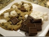136.4…s'mores Cookies