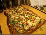 136.8…Mexican Pizza
