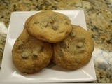 138.2…Chewy Chocolate Chip Cookies