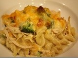 139.8…Chicken & Broccoli Casserole