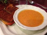 140.6…Cream of Fresh Tomato Soup