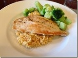 141.0…15-Minute Chicken & Rice Dinner